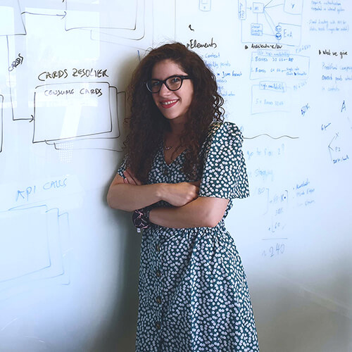 Alexia Vazoura</p> <p>Product Manager